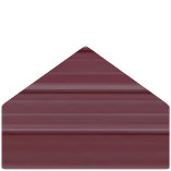 Steel Buildings Color Vintage Burgundy Icon for Selection