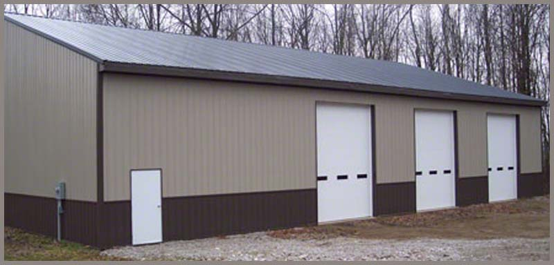 Metal Pole Barns