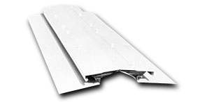Steel Buildings Low Profile Ridge Vent