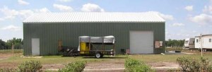 Steel Buildings Barn Type